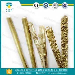 China Tungsten carbide compostie rods YD welding rods tungsten copper welding rods on sale