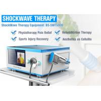 Quality 1-22 Hz High Frequency Physical Therapy Shock Machine For Back, leg,knee Pain Relieve wholesale