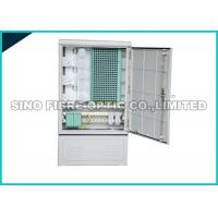 Quality Telecom Fiber Optic Distribution Box 576 Cores Multimode With LC Connector wholesale