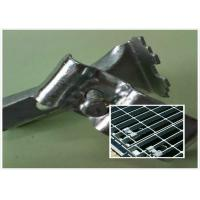 Quality Stainless Steel Bar Grating Clips , End Plate Welding Bar Grating Fasteners wholesale