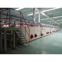 Quality Compound Drying Carpet Backing Machine Horizontal Teflon Conveyor Belt wholesale
