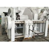 Quality Stationary Spooling Device Winch , Vertical Lifting Machinery Windlass Anchor Winch wholesale