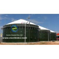 Quality 100 000 Gallon Anaerobic Digester Tank For Organic Waste Treatment wholesale