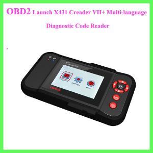 Quality Launch X431 Creader VII+ Multi-language Diagnostic Code Reader wholesale