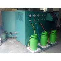 Quality Chillers Refrigerant Charging Machine for Multi Stage Sub Package R410A / R134A wholesale