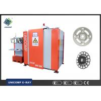 Cheap Metal Casting Part X Ray Cabinet System for sale