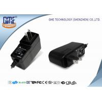 Quality GME12C 120100 12v 1a wall mount ac power adapter for led strip light / lcd monitor wholesale