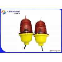 Quality IP65 3W LED Aircraft Warning Light Security Lights Waterproof Outdoor Lighting wholesale