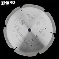 China PCD Sabre Fiber Cement Saw Blade 7-1/4 Inch 4 Teeth Less Dust Long Service Life on sale