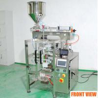 Quality Umeo-320Y Automatic small sachet edible sunflower oil pouch liquid sauce seal packing machine wholesale
