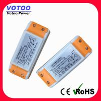 Cheap 15W 12V LED Strip Power Supply / Constant Voltage LED Driver For LED Panels for sale