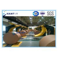 Quality Complete Paper Roll Handling Systems For Paper Industry , Data Management System for Option wholesale