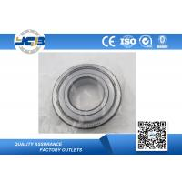 China 6207-2Z/C3 Deep Groove Ball Bearing Single Row High Speed Withstand Radial Load on sale