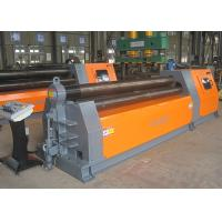 Quality CNC Hydraulic Rolling Machine 4 Roll Plate Bender For Stainless Steel W12-30X2000mm wholesale