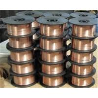 China Gouging carbon electrode rod Plastic Spool Welding Wire (AWS ER70S-6) D200 packing copper coated welding wire ER70S-6 on sale