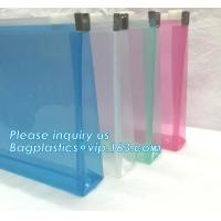 China PP Stationery Products, Plastic Stationery, A4 File Folders Office stationery Document BAG, Manufacturers & Suppliers of on sale