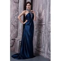 Quality New Designer Halter Mermaid Evening Dress Long Party Gowns Online Shop Beads wholesale