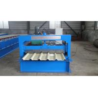 Quality Trapezoidal Corrugated Roll forming Machine For Color Steel Sheet wholesale