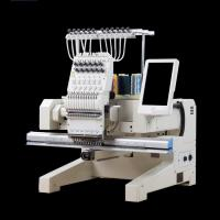 China Computer 12 Needle Embroidery Equipment Cap Industrial Embroidery Machine on sale