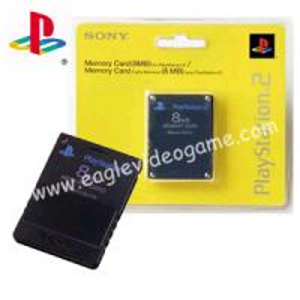 China PS2 8MB memorycard on sale
