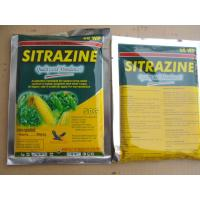Quality Atrazine 80% WP Agro Pesticides Selective Herbicides For Broadleaf Weeds 1912-24-9 wholesale
