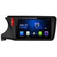 Quality Ouchuangbo car 1080P video stereo for Honda City 2015 with wifi DVR Bluetooth music android 8.1 system wholesale