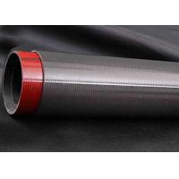 Quality Water Fed High Modulus Carbon Fiber Pole 8 Segments 3K Surface Finished wholesale
