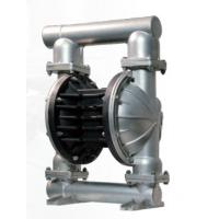 Quality Dual Industrial Diaphragm Pump  , 1.5 Inch Air Operated Submersible Pump wholesale