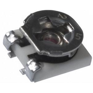 China Adjustable 3mm Cermet Trimming Potentiometer SMD 3303 Single Turn 50V on sale