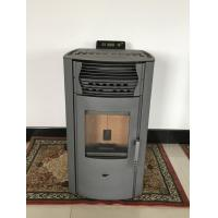 Quality Low Carbon Pellet Heating Stoves / Contemporary Pellet Stove For Garage Heating wholesale