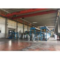 Quality Silver Hot Dip Galvanizing Line , Wire Production Line Adjustable Speed wholesale