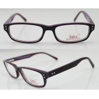 Quality Retro Acetate Men / Womens Eyeglass Frames, Custom Handmade Acetate Optical Frames wholesale