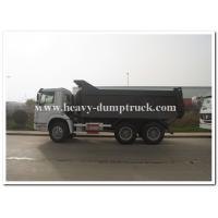 Quality Sinotruk SWZ 336 hp heavy duty dump truck with 20m3 cargo body and strong reinforced frame wholesale