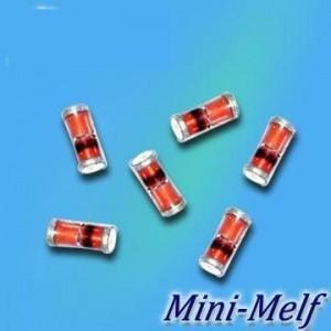 China 0.5W Zener Diode Bzv55c2V0-Bzv55c75 Minimelf 1206 SOD-80C on sale