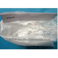 Quality YK-11 SARMs Raw Powder For  Adult Faster Muscle Gaining Cas 431579-34-9 wholesale