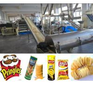 Quality Hg Pringles Potato Crisp Production Line (HG-250) wholesale