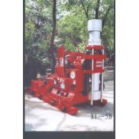 Quality High Torque 6150N.m Core Drilling Rig , Water Well Drilling Rig wholesale