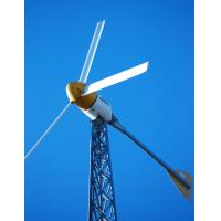 Quality Rooftop Home Use 1KW Micro Wind Turbine With CE RoHS Certifications wholesale