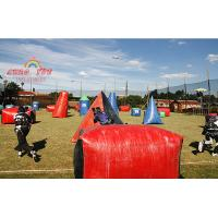 Quality 2015 New Inflatable Paintball Bunkers/ Sport Game Inflatable Paintball wholesale
