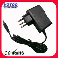 Quality 9V 1A Brazil Plug AC DC Power Adapter Power Source for LCD Minitor wholesale