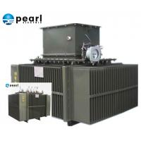 Quality Overload 6.6 KV - 2000 KVA Oil Immersed Transformer Compact High Voltage wholesale