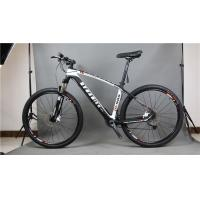 Cheap New design high grade OEM 26 inch carbon MTB bicicle with Shimano 24/27/30 for sale