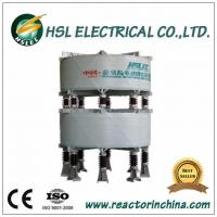 Quality air core high voltage current limiting detuned reactor wholesale