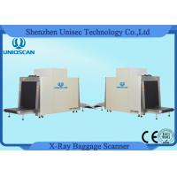 Quality Large Channel 100*80cm Downward X Ray Luggage Scanner X Ray Scanning Machine wholesale