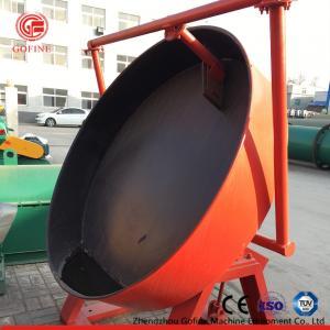 China Calcium Ammonium Nitrate NPK Fertilizer Plant 1-2T/H With Disc Granulator on sale