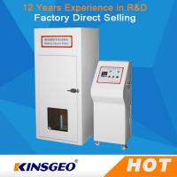 Quality 105kg SUS # 304 Stainless Steel Silicone foam Battery Testing Machine Battery Impact Tester wholesale