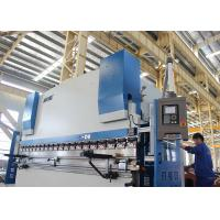 300 Ton NC Hydraulic Press Brake With Foot Pedals