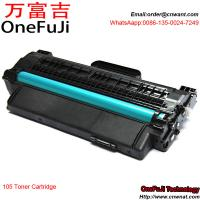 China Compatible samsung mlt-d105 premium laser toner cartridge for ML-1910 ML-1910 SCX-4600 SCX-4623F on sale