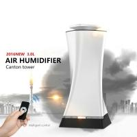 China New products 2016 innovative mist purifier aromatherapy humidifier on sale