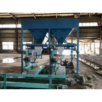 China Gravel Bag Filling Machine , Sand Packing Machine Low Power Consumption on sale